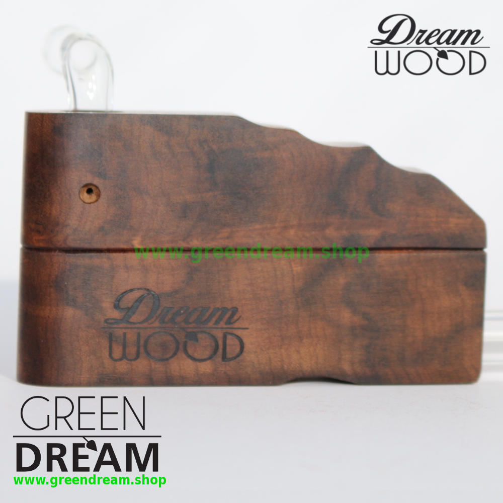 Dreamwood Dobby Small Special - Imbuia #2 X-cut