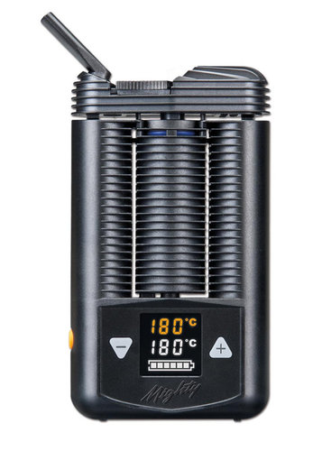 Mighty Vaporizer Komplett-Set, Storz und Bickel