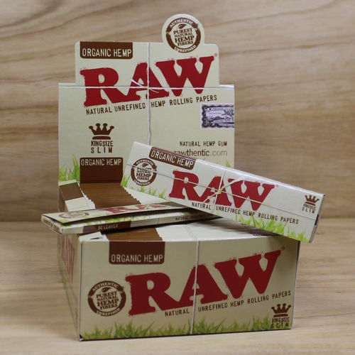 RAW Slim Organic Hemp