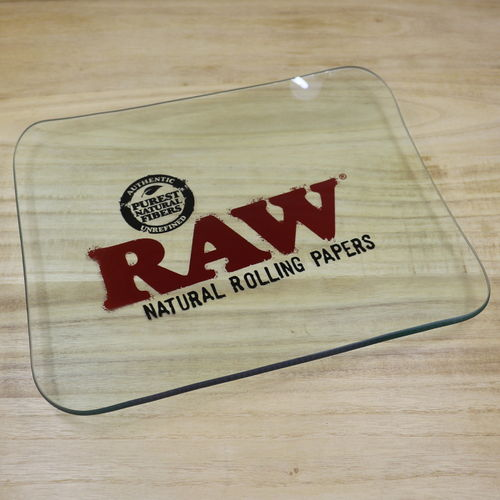 RAW Glas Rolling Tray *Limited Edition*