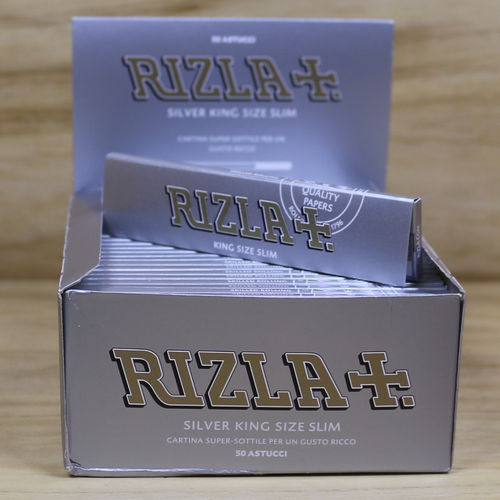 Rizla Silver (ultra thin) King Size Slim