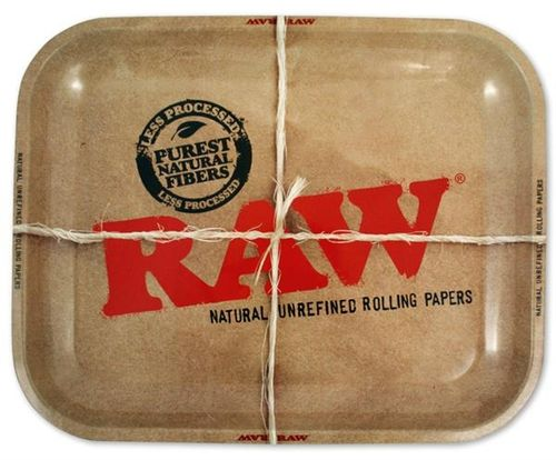 RAW Metal Rolling Tray, groß