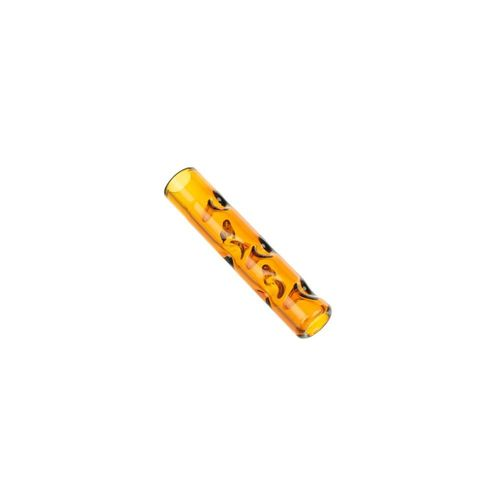 VapCap Hula Stem V2 60mm Yellow Glass