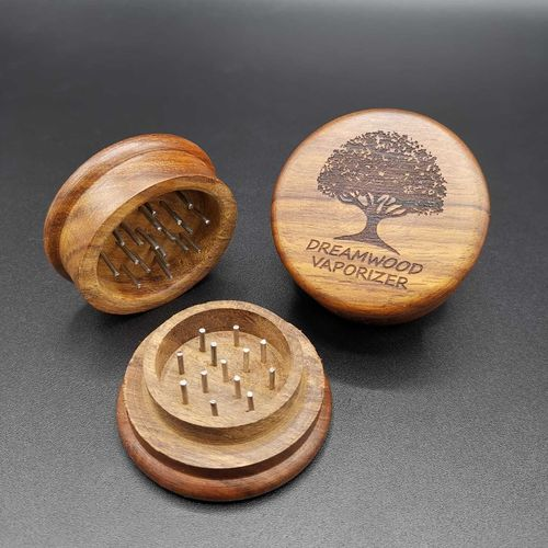 "Dreamwood Grinder ""Tree Logo"", 55mm"